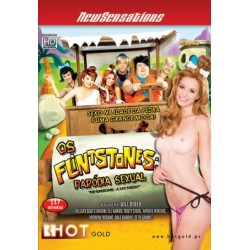 THE FLINSTONES – A XXX PARODY